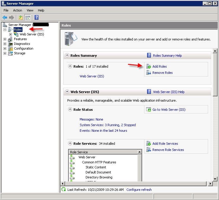 how to open dns manager in windows server 2008 r2