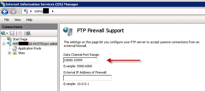 How to create an FTP user in Windows Server 2008 - Applied Innovations