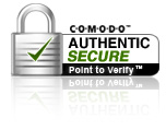 New Comodo Trustlogo